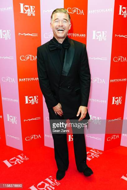 Eric Rutherford attends the LOVE Ball III - Arrivals at Gotham Hall on June 25, 2019 in New York City.