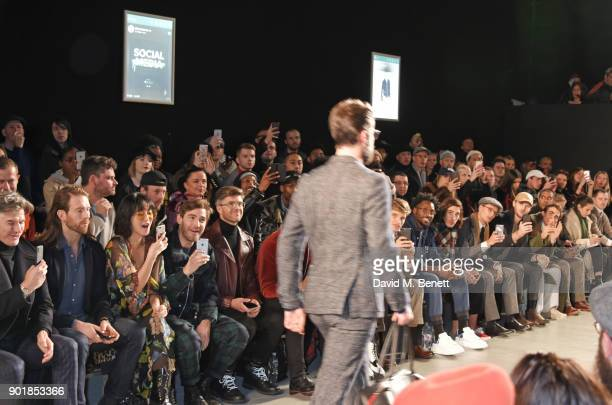 Eric Rutherford Craig McGinlay Betty Bachz Robert Konjic Darren Kennedy Toby HuntingtonWhiteley Jesiah Sampson Hector Bellerin Ollie Proudlock and...