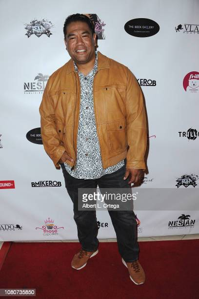 Eric Scanlan attends Season 5 Premiere For Lifetime's The Rap Game Hosted By Tyeler Reign held at CTRL Collective on January 10 2019 in Playa Vista...