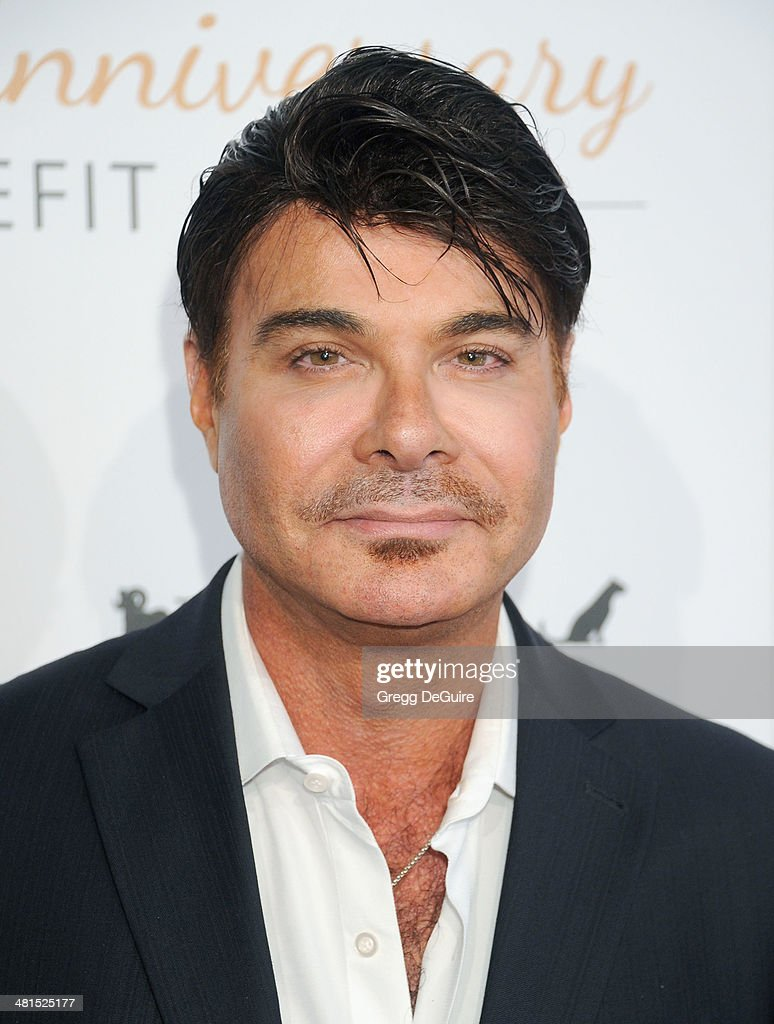 Eric Schiffer arrives at The Humane Society Of The United States 60th anniversary benefit gala at The Beverly Hilton Hotel on March 29, 2014 in Beverly Hills, California.