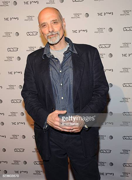 Eric Schlosser attends the bomb Photo Opportunity during the 2016 Tribeca Film Festivalat Gotham Hall on April 23 2016 in New York City