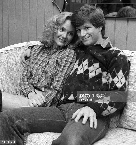 Eric Scott and Kasey Louis attend Exclusive Photo Session on January 20, 1982 at their home in Studio City, California.