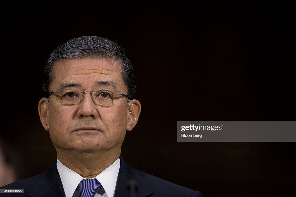 Veterans Affairs Secretary Eric Shinseki Testifies Before Senate  Committee
