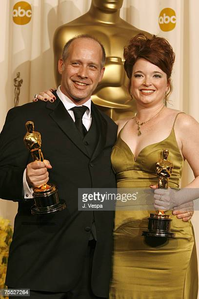 Eric Simonson And Corinne Marrinan Winners Best Documentary Short Subject For A Note Of Triumph The