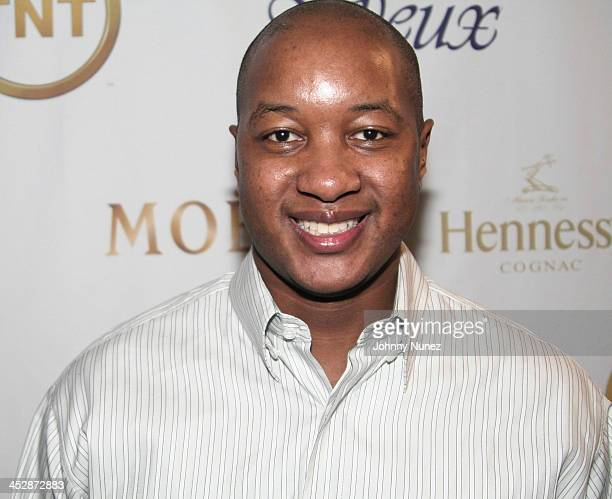 Eric Snow attends the Kenny Smith 8th Annual AllStar Bash on February 12 2010 in Dallas Texas