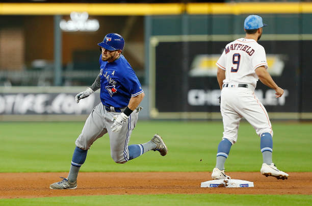 TX: Toronto Blue Jays v Houston Astros