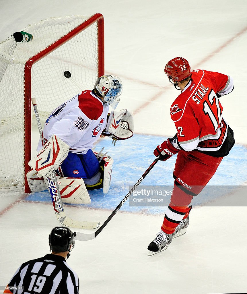 Montreal Canadiens v Carolina Hurricanes