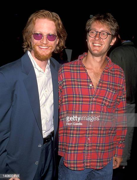 Eric Stoltz and James Spader at the Premiere of 'Sleep with Me', Pacific Design Center, West Hollywood.