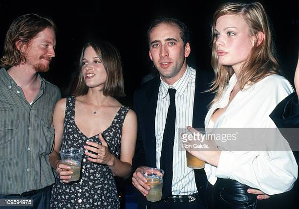 Eric Stoltz, Bridget Fonda, Nicolas Cage, Christy Zang