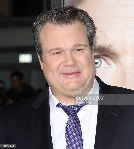 """Eric Stonestreet arrives at the Los Angeles premiere of """"Identity Thief"""" held at Mann Village Theatre on February 4, 2013 in Westwood, California."""