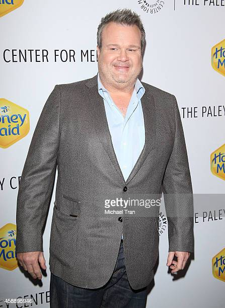Eric Stonestreet arrives at The Paley Center's Annual Los Angeles Gala Celebrating Television's Impact on LGBT Equality held at Skirball Cultural...