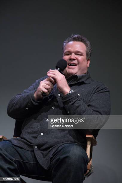 Eric Stonestreet attends 'Meet The Actors' at Apple Store Soho on January 27 2014 in New York City