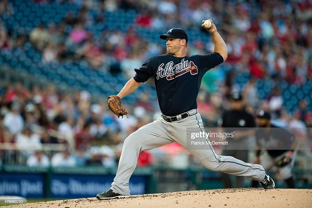 Atlanta Braves v Washington Nationals : ニュース写真