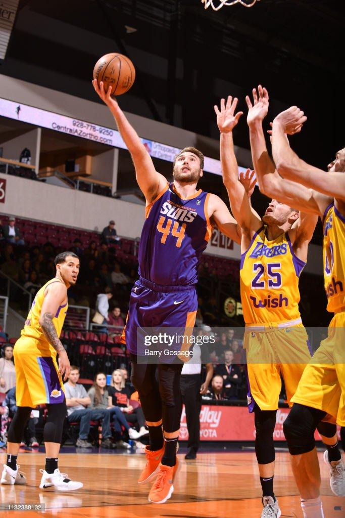 AZ: South Bay Lakers v Northern Arizona Suns
