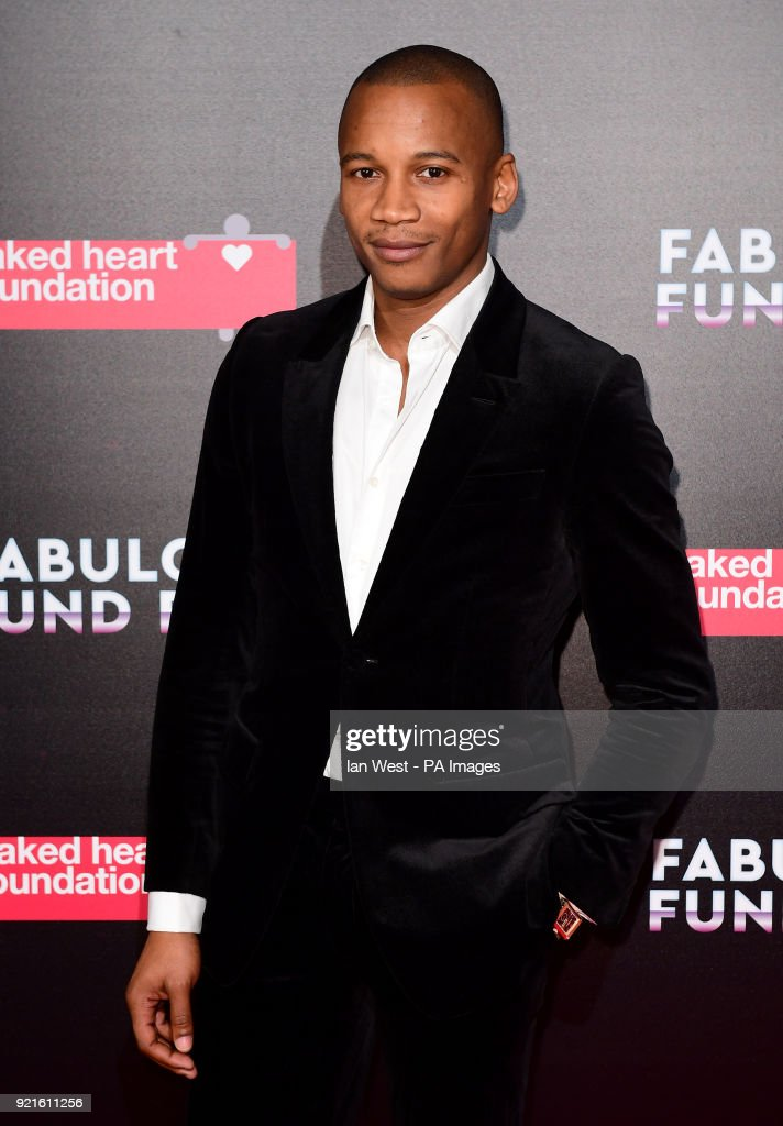 Eric Underwood attending the Naked Heart Foundation Fabulous Fun dFair held at The Roundhouse in Chalk Farm, London.