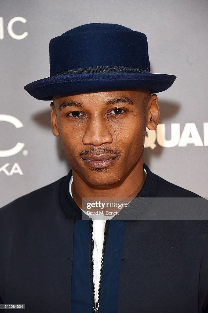 Eric Underwood attends the Warner Music Group & Ciroc Vodka Brit Awards after party at Freemasons Hall on February 24, 2016 in London, England.