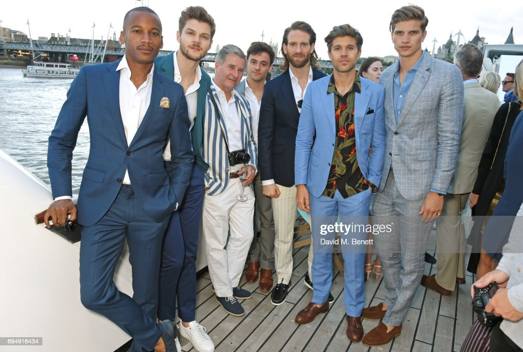 Henley Royal Regatta And Official Partner, Hackett London, Launch Event