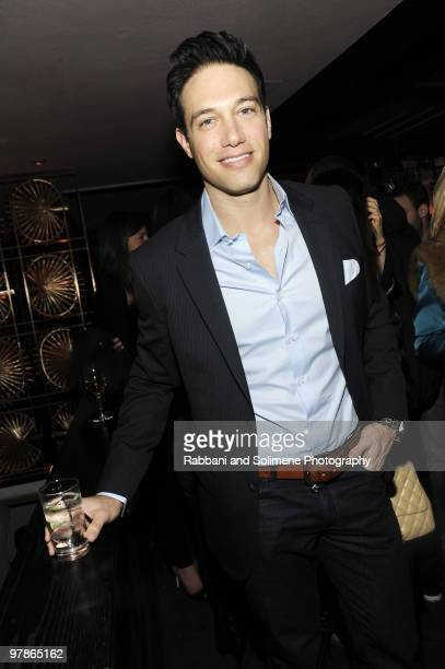 Eric Villency attends The PURPLE Fashion Magazine Dinner during Mercedes-Benz Fashion Week at Kenmare on February 14, 2010 in New York City.