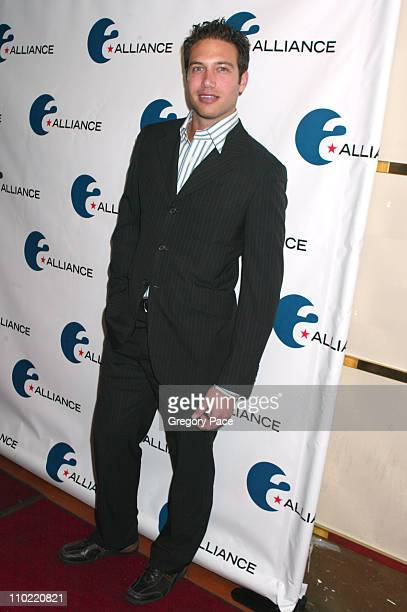 Eric Villency during Alliance Celebrates Network Television's 2005 UpFront Week With A Star Studded Party at Marquee in New York City, New York,...