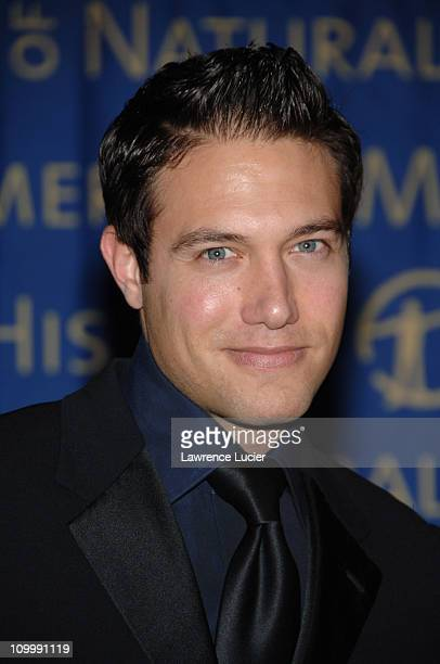 Eric Villency during American Museum of Natural History 2006 Annual Winter Dance at American Museum of Natural History in New York, New York, United...