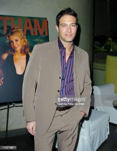 Eric Villency during Gotham Magazine Celebrates Natasha Richardson - December 5, 2005 at Royalton in New York City, New York, United States.