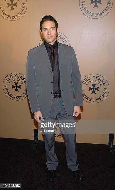 Eric Villency during The 250th Anniversary of Luxury Watch Brand Vacheron Constantin at The New York Public Library in New York City, New York,...