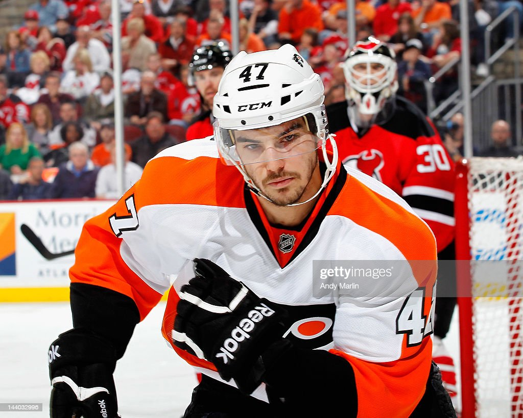 Philadelphia Flyers v New Jersey Devils - Game Four