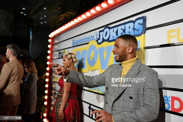 Eric West attends the Impractical Jokers The Movie Premiere Screening and Party on February 18 2020 in New York City 739100