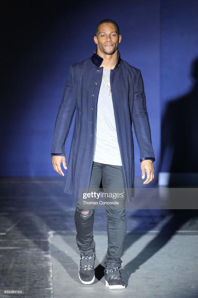 The Blue Jacket - NYFW: Men's