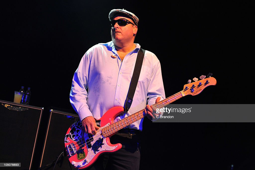 Premise Indicator Words: Eric Wilson Of Sublime With Rome Performs On Stage At