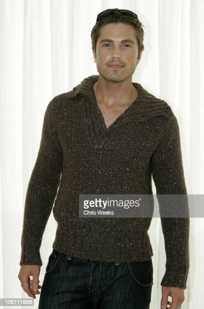 Eric Winter during French Connection Fall Fashion Preview at Private Residence in Los Angeles, California, United States.