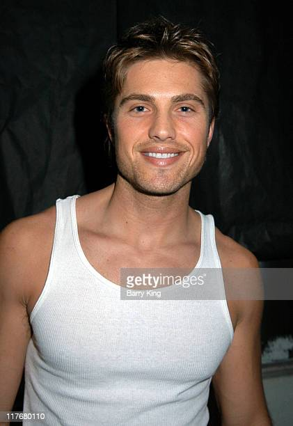 Eric Winter during Hollywood Knights Charity Basketball Game - Burbank at Burbank High School in Burbank, California, United States.