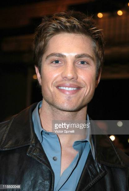 "Eric Winter during Opening Night Of ""Chicago: The Musical"" Starring Patrick Swayze - Arrivals at Pantages Theater in Hollywood, California, United..."