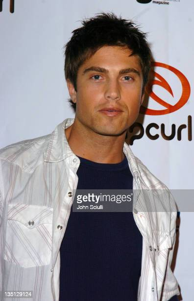 Eric Winter during Rip Curl Presents Sand Glam Benefiting Heal the Bay Arrivals and Red Carpet at Club 1650 in Hollywood California United States
