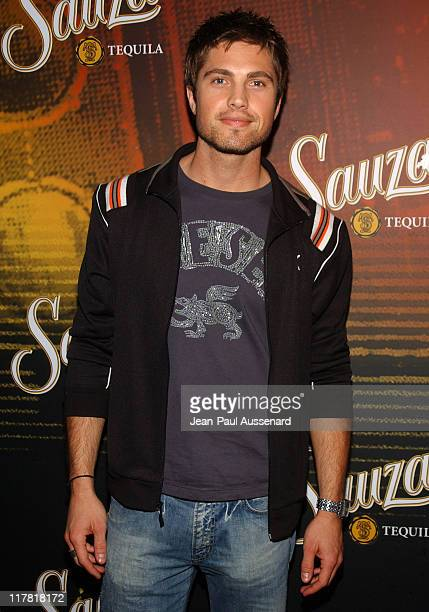Eric Winter during Sauza Tequila Cinco de Mayo Celebration Hosted by Carmen Electra - Arrivals at The Velvet Margarita in Hollywood, California,...