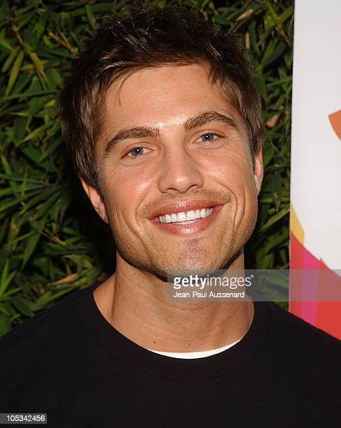 Eric Winter during SOAPnet Fall 2004 Launch Party at Falcon in Hollywood, California, United States.