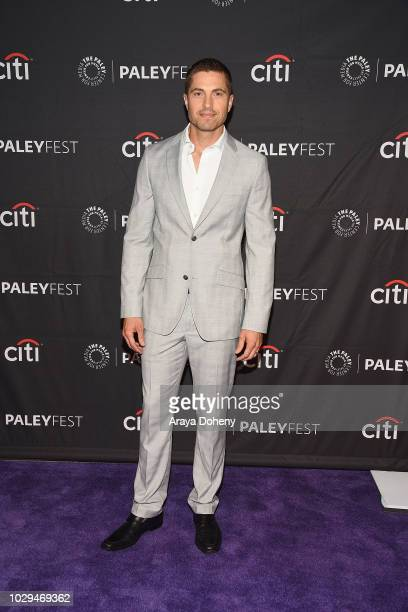 Eric Winter from 'The Rookie' attends The Paley Center of Media's 2018 PaleyFest Fall TV Previews ABC at The Paley Center for Media on September 8...