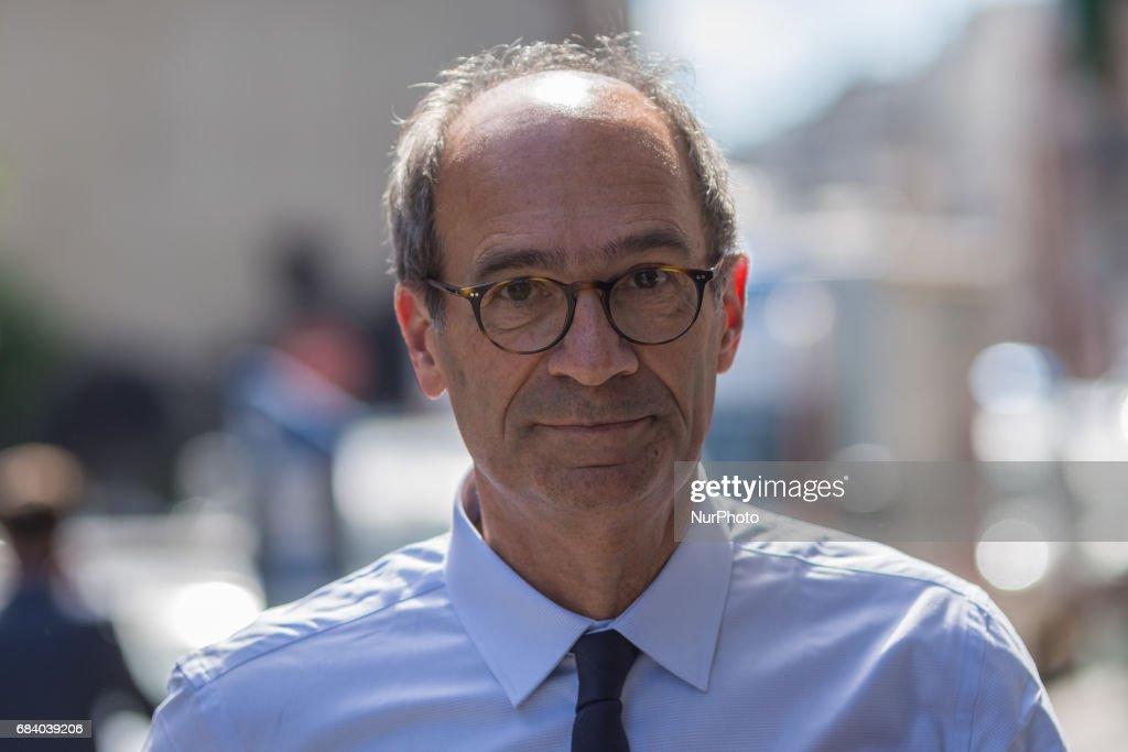 Les Republicains Meeting In Paris