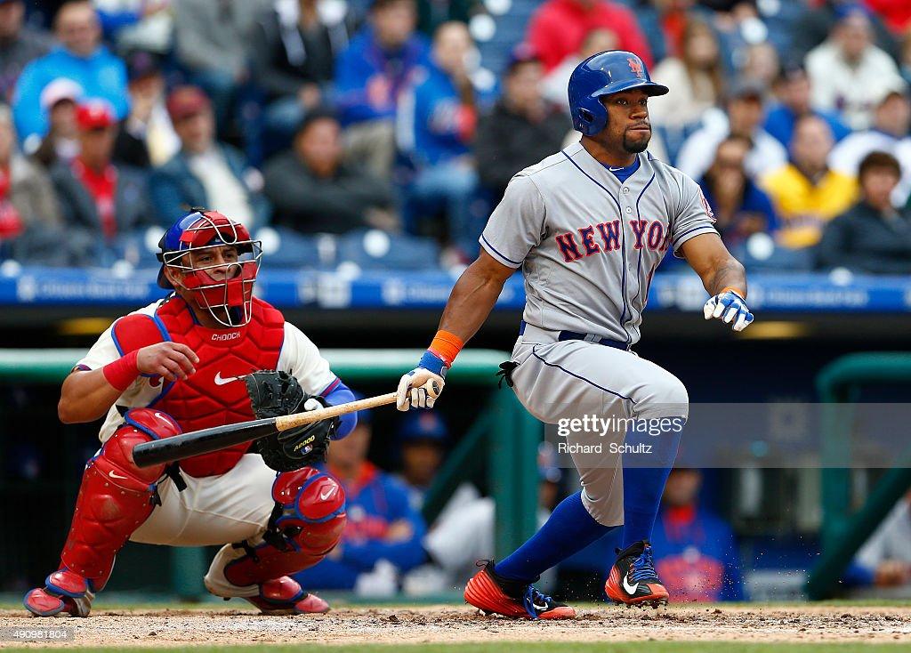 New York Mets v Philadelphia Phillies : ニュース写真
