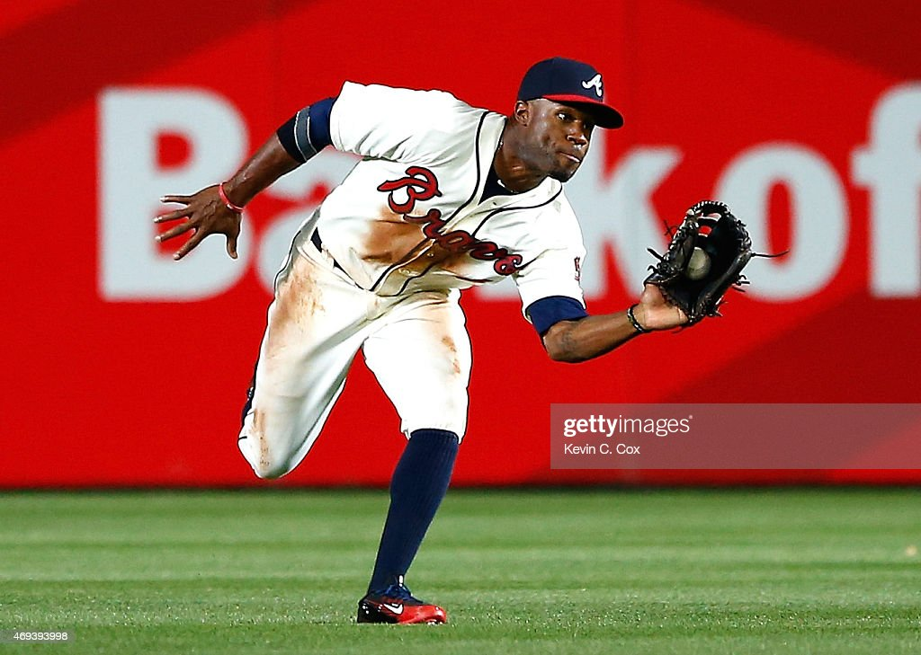 New York Mets v Atlanta Braves : News Photo