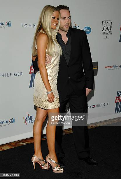 """Erica Dahm and Jay McGraw during 14th Annual Race to Erase MS Themed """"Dance to Erase MS"""" - Red Carpet at Hyatt Regency Century Plaza in Century City,..."""