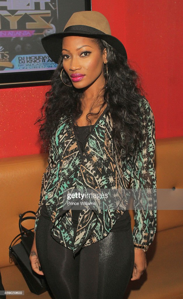 nia riley hosts harlem nights photos and images getty images