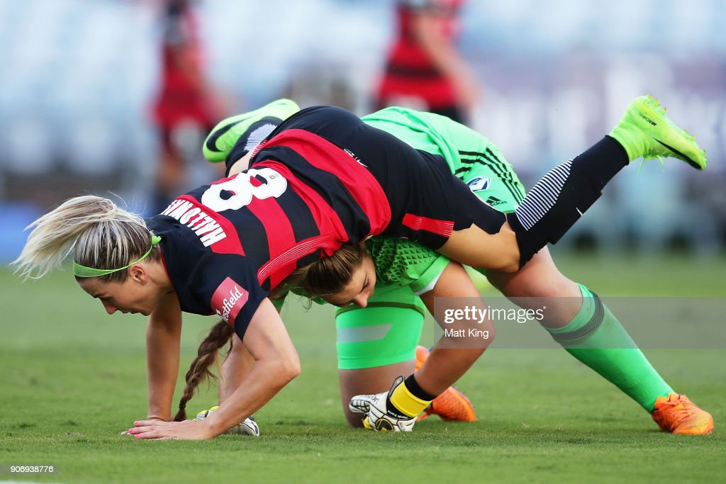 W-League Rd 12 - Western Sydney v Melbourne