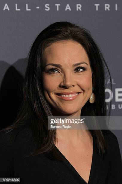 Erica Hill attends the 10th Anniversary CNN Heroes at American Museum of Natural History on December 11 2016 in New York City