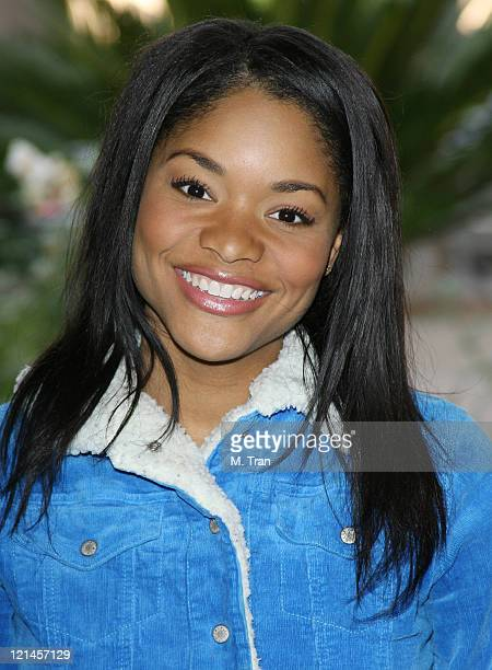 Erica Hubbard during Disney Channel and ABC Family Host CNG Winter Press Tour at The Ritz-Carlton in Pasadena, California, United States.