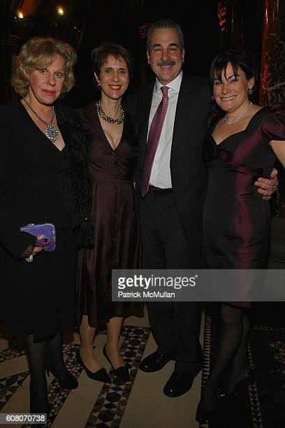 Erica Jong Linda Siraow Dr Harold Koplewicz and Lisa PevaroffCohn attend Ninth Annual Child Advocacy Award Dinner to Benefit the NYU CHILD STUDY...