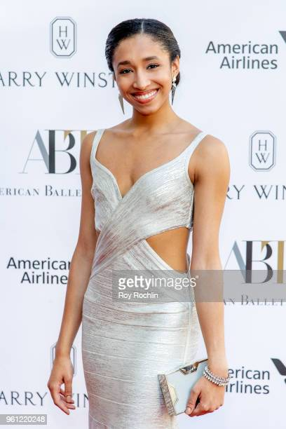 Erica Lall attends the 2018 American Ballet Theatre Spring Gala at The Metropolitan Opera House on May 21 2018 in New York City