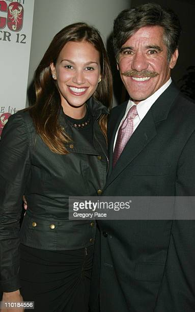 Erica Levy and Geraldo Rivera during Once Upon a Time in Mexico New York Premiere at Loews Lincoln Square Theatre in New York City New York United...