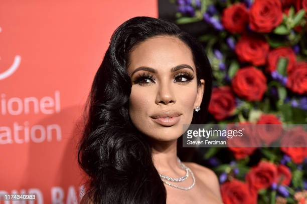 Erica Mena attends Rihanna's 5th Annual Diamond Ball at Cipriani Wall Street on September 12 2019 in New York City