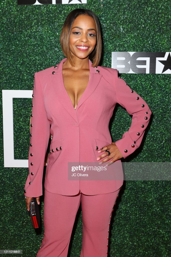 Erica Peeples attends The Diaspora Dialogues 3rd Annual